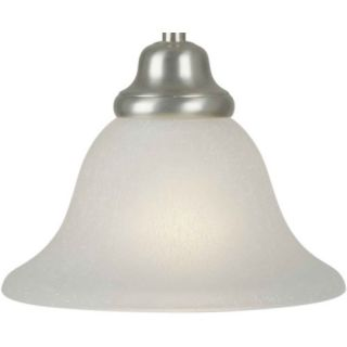 Forte Lighting 4 Mini Pendant Glass Shade