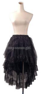 Gothic Lolita Dress Size S 3XL Vampire Tutu Petticoat Grand Graceful