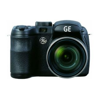 General Electric Power Pro X500 Black 16MP 15x Zoom Digital Camera