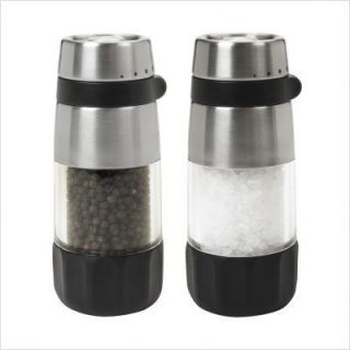 OXO Good Grips Salt Pepper Mill Grinder Set Tool Gadget Utensil