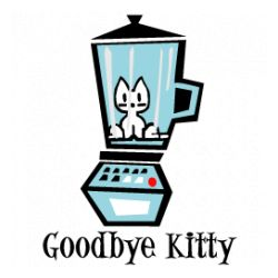 Goodbye Kitty Bowling Cross Body Shoulder Bag Trendy College School A4
