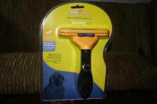 FURminator Dog deShedding Tool Brush Large Short Hair New