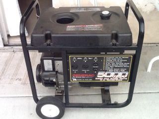 Generac 5000 Watts Generator