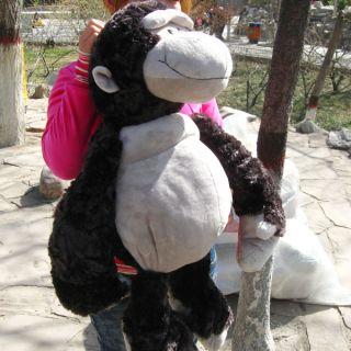 80cm Adorable NICI Gorillas Ape Monkey Stuffed Animal Valentine Gift