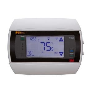 Filtrete WiFi Enabled Programmable Thermostat