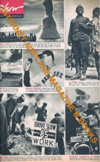 Yank WW2 US Army Magazine Sep 21 1945 Jane Russell Pinup US 37th Div