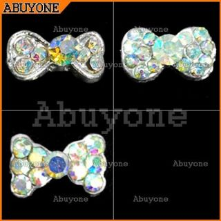 AB Colorful Rhinestones Glitters for 3D Nail Art Decoration