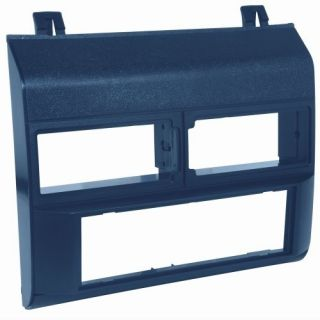1988 94 GM Trucks Radio Install Dash Mount Kit Dark Blue GM1482DBB