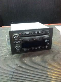 GM Chevy GMC Delphi Radio 6 Disc Stereo