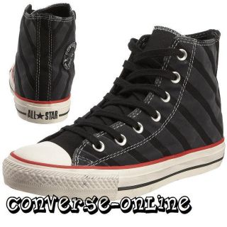Men Women Converse All Star® Velvet Stonewash Hi Top Trainers Boots