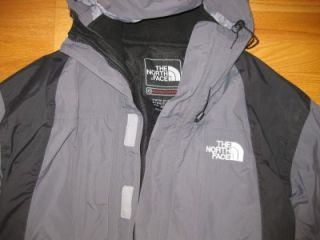 The North Face Summit Series Gore Tex XCR Gray Black Mens Ski Jacket