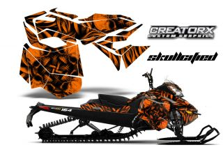 Ski Doo Rev XM Summit Snowmobile Sled Graphics Kit Decal SFO