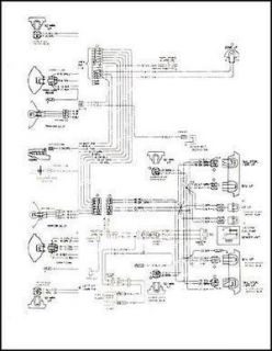 1980 GMC CK Wiring Diagram Pickup Suburban Jimmy Sierra High Grande