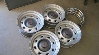 2000 2003 GMC Sonoma Chevy s 10 Truck Rally Wheels