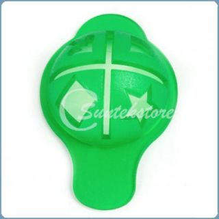 Golf Player Ball Line Linear Marker Template Putting Alignment Tool GR