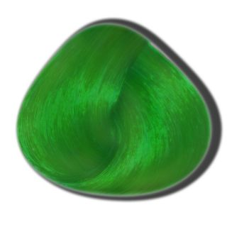 Directions Spring Green Lime Semi Permanent Hair Dye Punk Gothic Rock