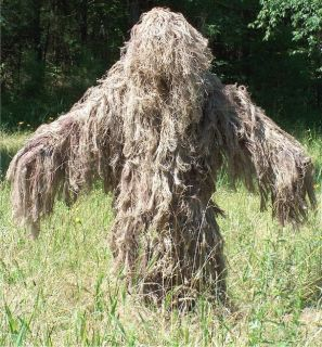 Ghillie Suits Poncho Full Camouflage Suit Desert