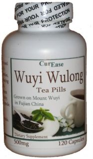 100 Wuyi Wulong Weight Loss Tea Pills Pure Green Coffee Bean Extract