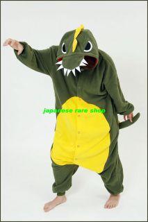 Sale Kaiju Godzilla Type Costume Pajama KIGURUMI Japan