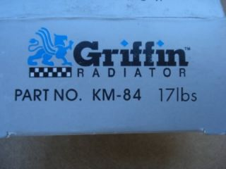 Griffin Radiator Cap KM 84 17lb 1928 29 30 31 32 34 Ford Chevy Hot Rat