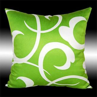 2X Lime Green Throw Pillow Cases Cushion Covers 16 5