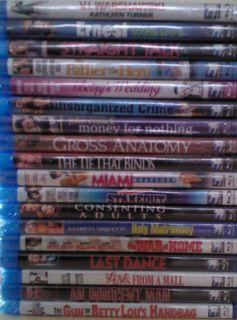 New 18 Blu ray Dvd Lot Bette Midler John Cusack Sharon Stone Lou