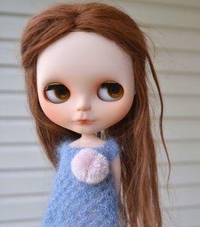 Blythe Doll by Melly Kay Goldie Prairie Posie Alpaca re Root