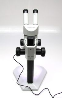 Wild Heerbrugg M3Z Stereomikroskop Microscope Mit LED Ringlicht 4845