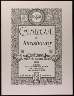 GORHAM STRASBOURG PATTERN STERLING SILVER FLATWARE   RE ISSUE OF 1910