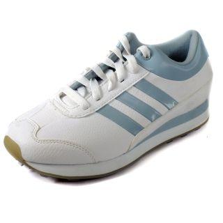 Adidas Golf County Golf Womens White Glacier Golf Shoes