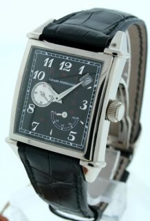 Girard Perregaux New Power Reserve 18K White Gold $20 940 00 Watch