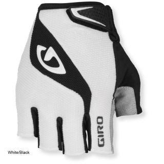 Giro Bravo Mitts 2012 Half Finger Gloves Road Bike Cycling White Black