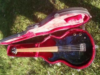 Gibson Grabber Bass 1981 with Case Original