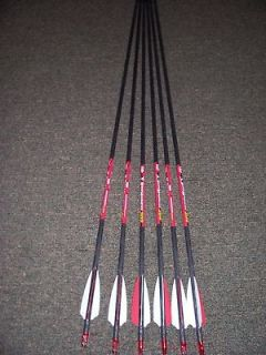 pse bow madness arrows size 300 6 arrows time left