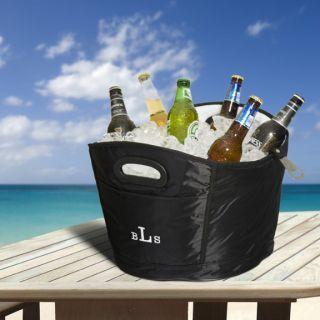 Personalized Laguna Beach Tub Cooler Groomsmen Gift