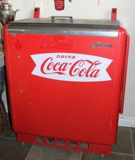 Glasco GBV 50 Coca Cola Coke Machine SE Idaho