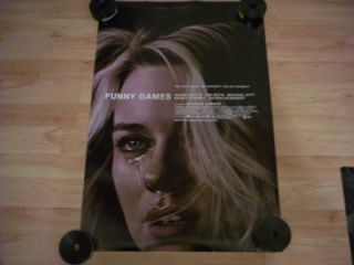 movie poster funny games naomi watts tim roth