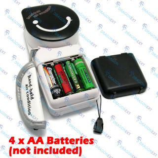 USB Mini Portable Handheld Air Conditioner Cooler Fan