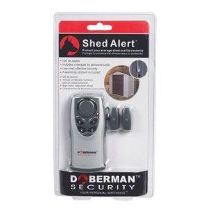 Doberman Security Products SE   0115 Shed Alarm