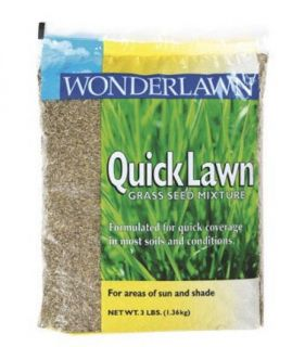 70203 Quick Lawn Grass Seed New