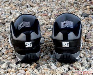 DC Shoes Prospec 2 0 Driving Shoe Battleship Black