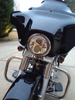 Harley Davidson OEM LED Headlight Part 73390 10A