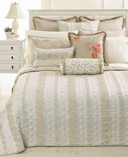 Stewart Mariposa Full Queen Quilted Coverlet Mariposa Meadow