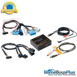 iSimple ISGM11 Satellite Radio Kit with Auxiliary Input GM