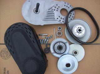 Go Kart Comet Series Torque Converter Kit Replacement TAV2 12T 35