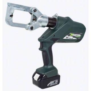 Greenlee ECCXL11 Gator Plus Batt Powered L Series 6T CCXL Tool w 120V