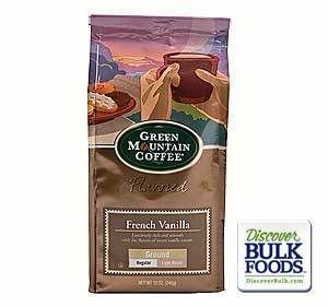 Green Mountain Flavored Coffee French Vanilla 12 Oz