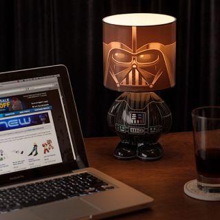 Star Wars Darth Vader Desk Lamp by Funko Brand New