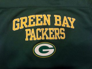 Green Bay Packers Jersey Youth Size 6