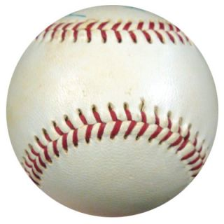 Roger Maris Autographed NL Baseball To Harry PSA/DNA #Q03787